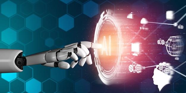 Globale bionische roboterforschung für die zukunft des menschlichen lebens.