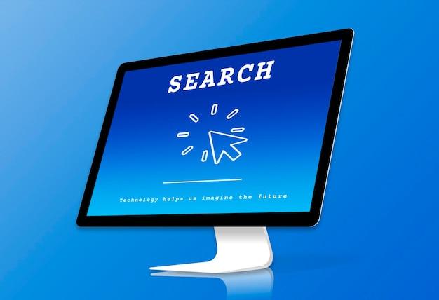 Globales digital explore-technologienetzwerk