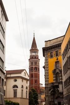 Glockenturm des san gottardo in corte