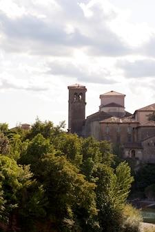 Glockenturm von st. pietro und st.biagio, cividale del friuli
