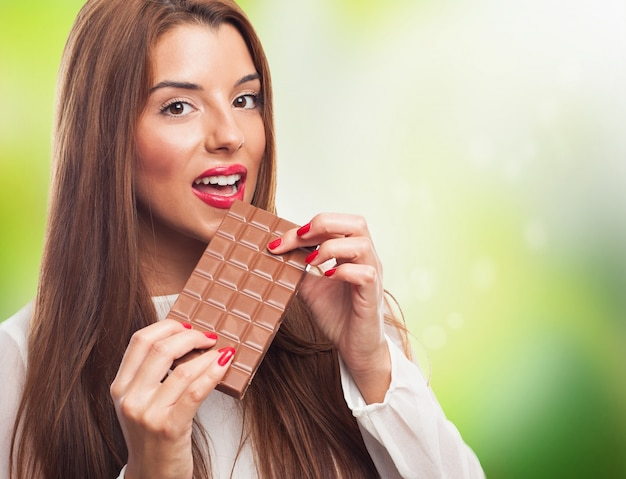 Glück lebensstil ernährung pflege gesund