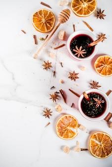 Glühwein-cocktail