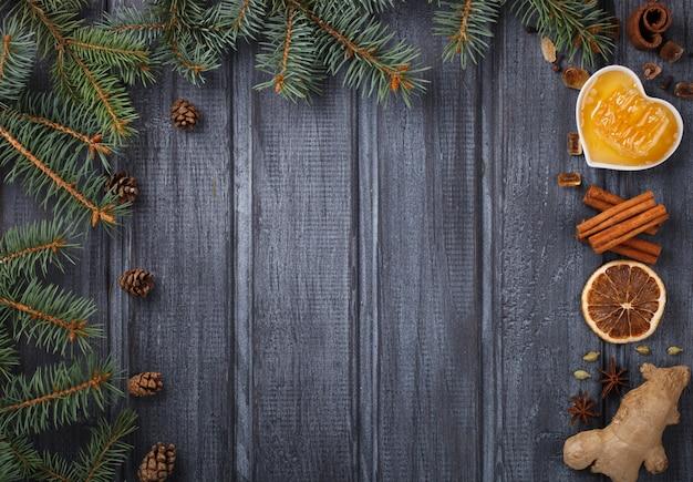 Glühwein, zutaten. weihnachtsgetränk.