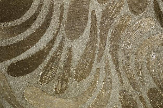 Gobelin-hintergrund mit leuchtendem, glänzendem strukturmuster