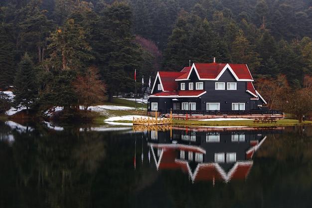 Golcuk-naturpark, see golcuk, bolu