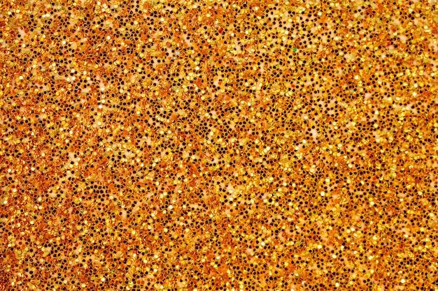 Gold glitter sparkle textur