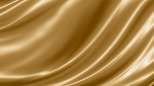 Gold luxus stoff hintergrund mit kopie platz