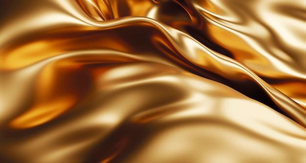 Gold luxus stoff hintergrund