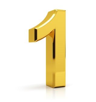 Gold nummer 1
