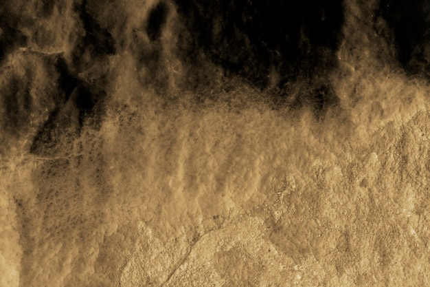 Gold und schwarzer marmor strukturierte hintergrundillustration