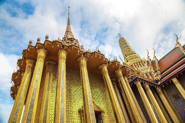 Goldbuddha-tempel in bangkok, thailand