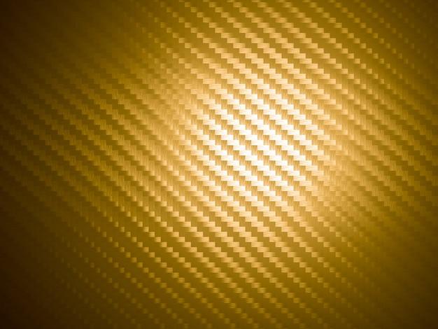 Goldene kohlefaser