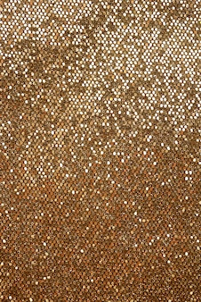 Goldene leder glänzende textur zum nähen kurzwaren