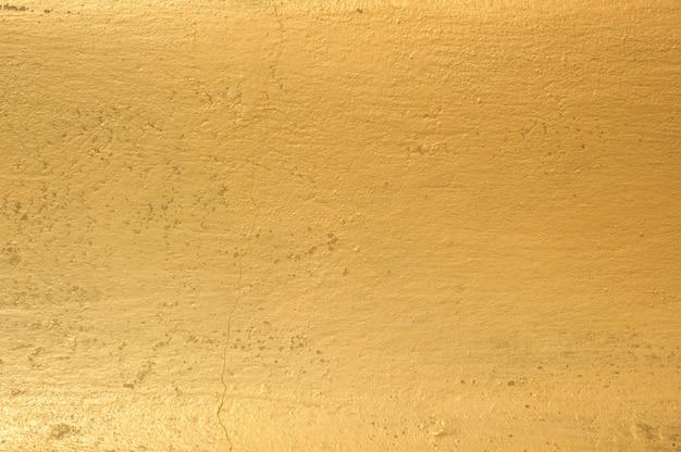 Goldene oberfläche