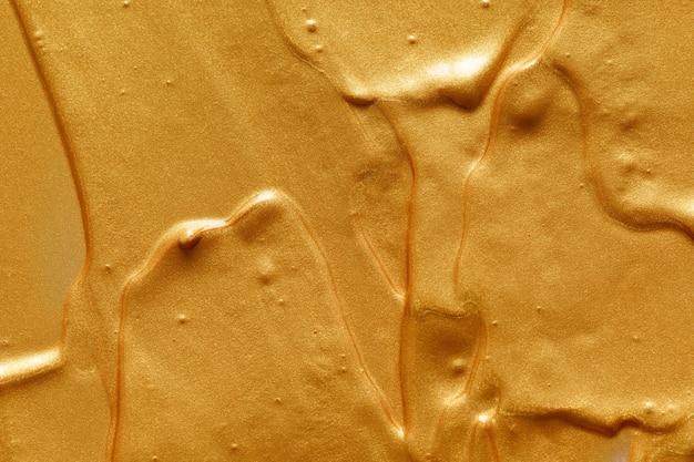 Goldene ölfarbe. hintergrund für designer