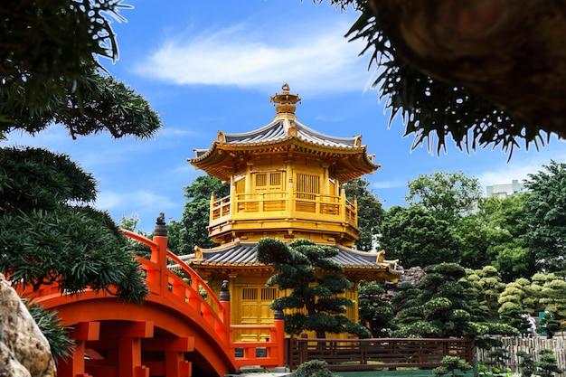 Goldene pagode im nan lian garten