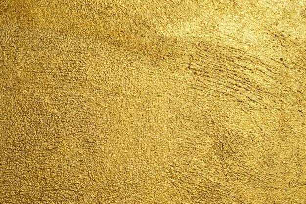 Goldene wand textur