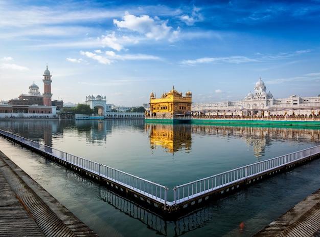 Goldener tempel, amritsar
