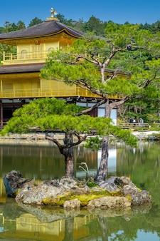 Goldener tempel, japan