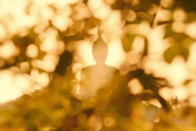 Goldenes budha thailand