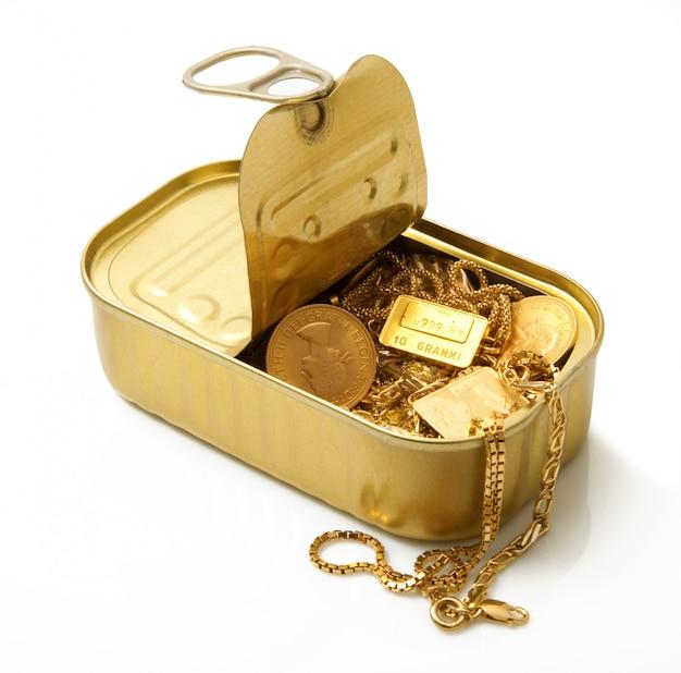 Goldgegenstände