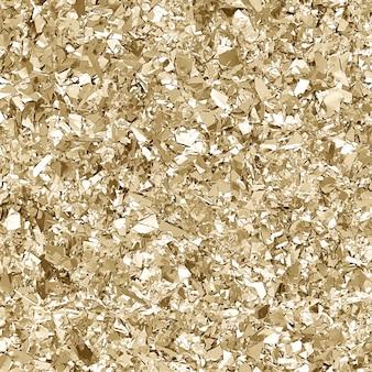Goldglitter textur
