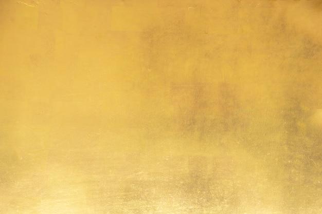 Goldhintergrund oder -beschaffenheit