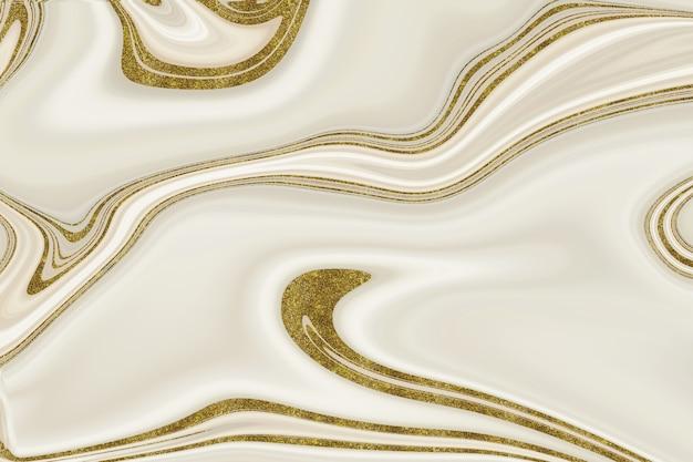 Goldmarmor abstrakter hintergrund