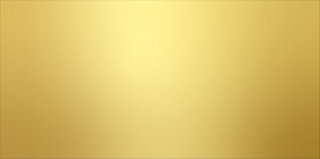 Goldverlauf verschwommener hintergrund mit weich leuchtendem hintergrund
