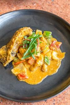 Gourmet-gewürz-curry-langusten.