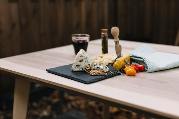Gourmet-tisch