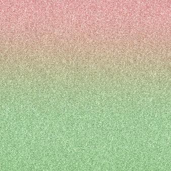 Gradient glitter hintergrund mit rauer textur