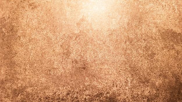 Granitsteinbeschaffenheit. brown-goldener steinhintergrund. alte leere steinwandoberfläche oder alter schmutziger brauner papiertexturhintergrund braun oder beige. brauner goldgrunge.