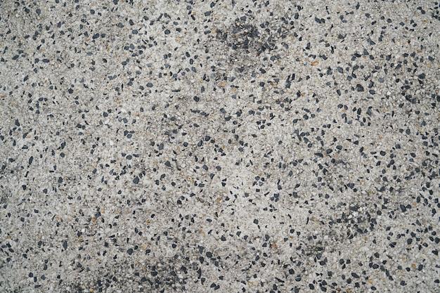 Grau granulierte textur