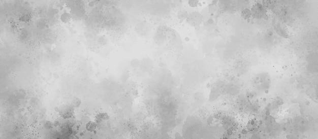 Graue aquarellbeschaffenheitshintergrundillustration