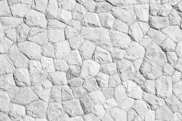 Graue farbe des rockmusters und mos-anlage des modernen artdesigns dekorativ ungleich