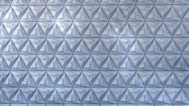 Graue innenstruktur, nahtloses muster. 3d-illustration, 3d-rendering.