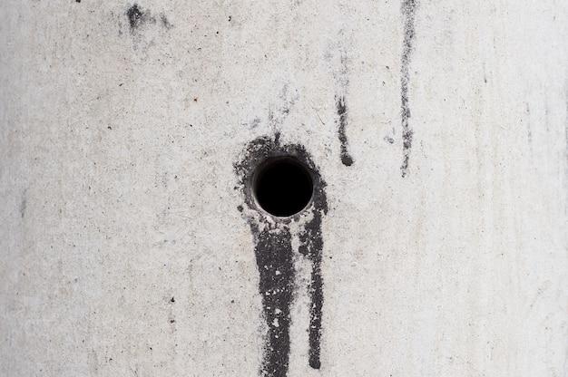 Grauer betonbeschaffenheitsfarbton