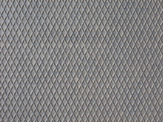 Grauer stahldiamantplattenhintergrund
