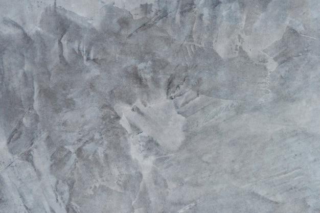 Grob bemalte betonwandoberfläche