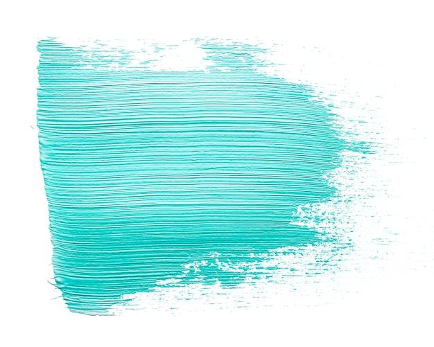 Grobe textur des pinselstrichs