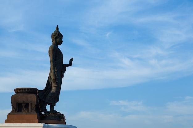 Größerer buddha.