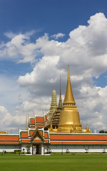 Großartiger palast, bangkok, thailand