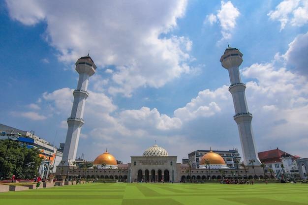 Große moschee von bandung