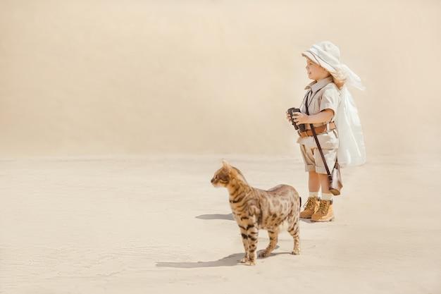 Große vorteile in der wüste