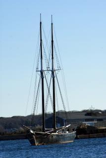 Großen segelboot 2