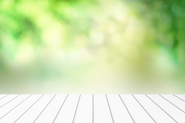Grün verschwommene natur