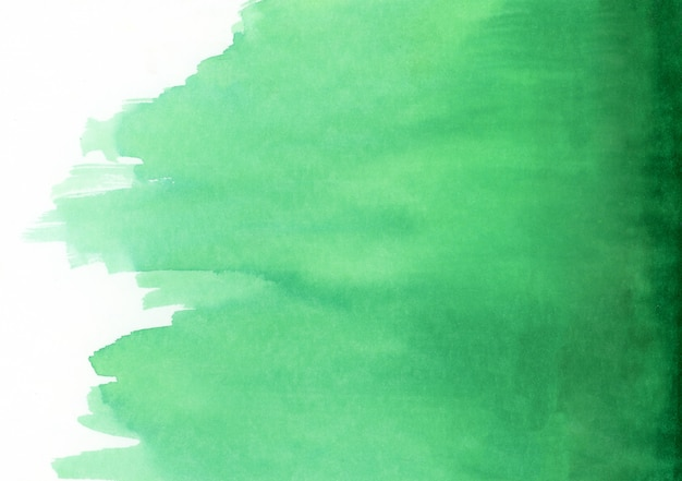 Grüne aquarell-textur