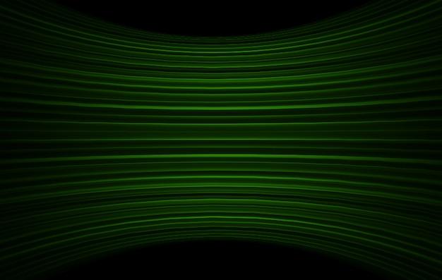 Grüne bewegung bewegen abstrakten hintergrund