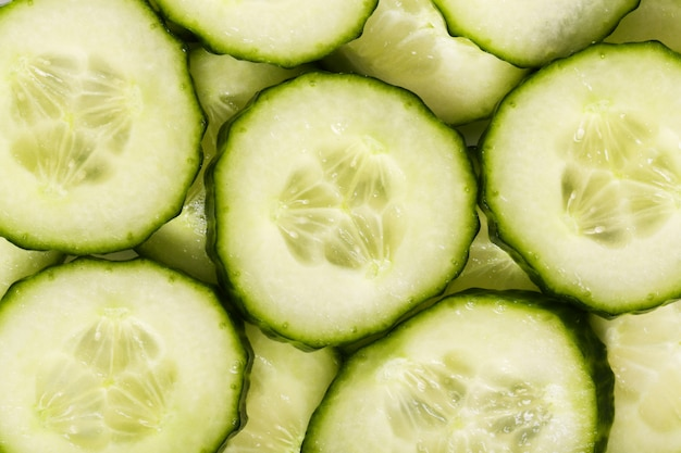 Grüne gurke